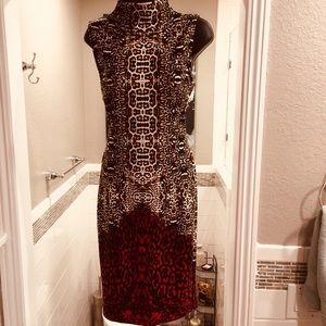 Sexy Cheetah Dress